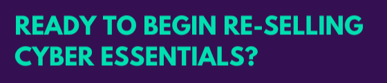 cyber essentials reseller