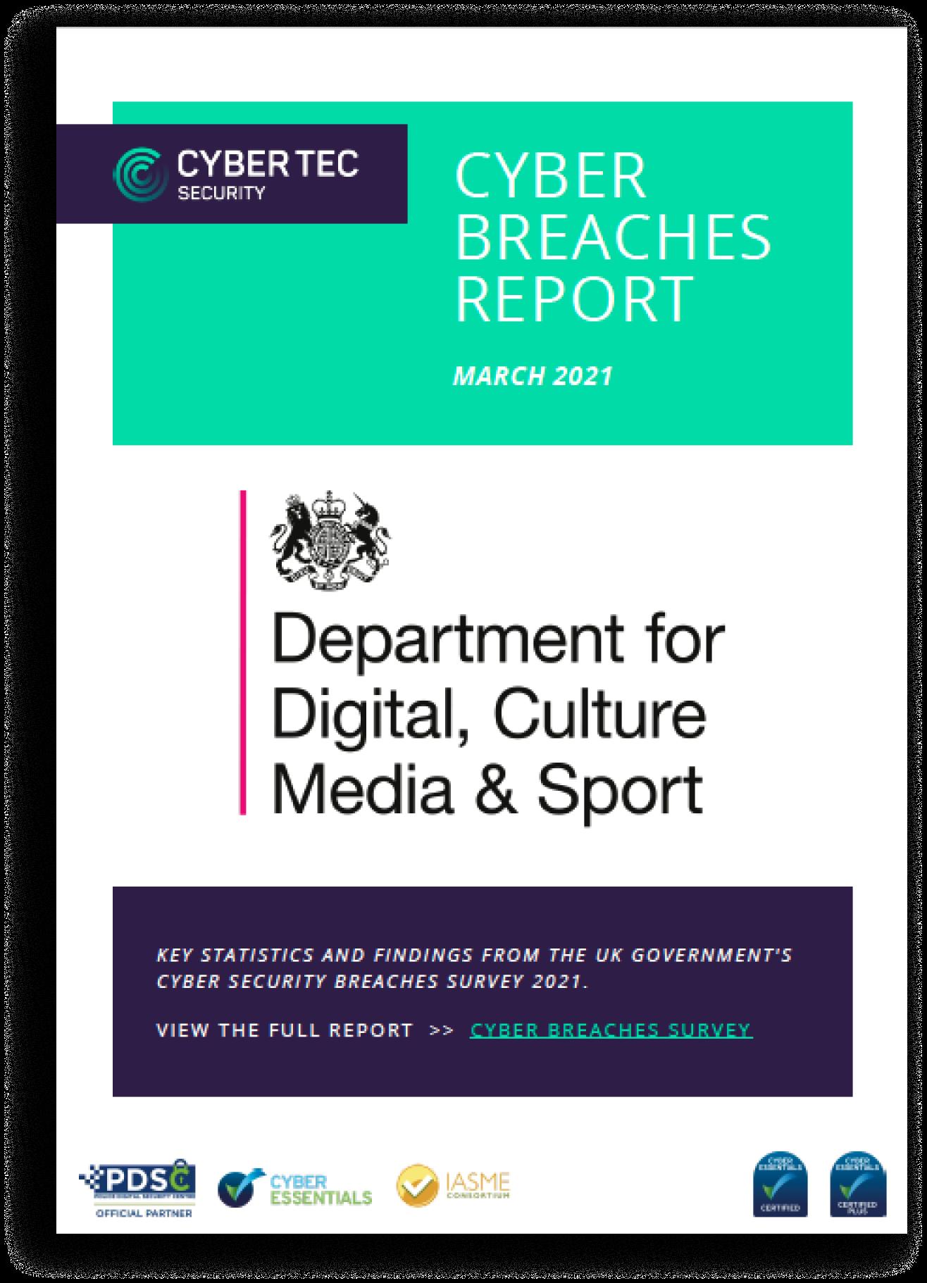 breaches report
